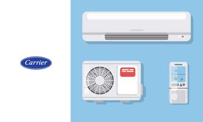 Carrier-air conditioner-Maintenance